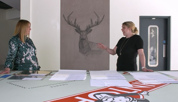Papergraphics Cast & Crew: Doing More with Décor