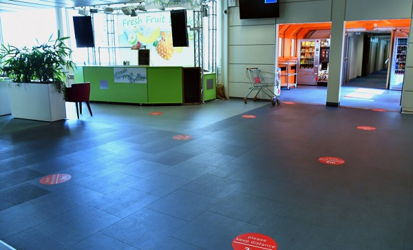 Floor graphics are the go-to print product and service of 2020!